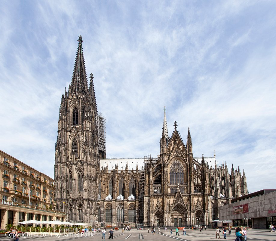 Cologne Cathedral Photography By James Palik